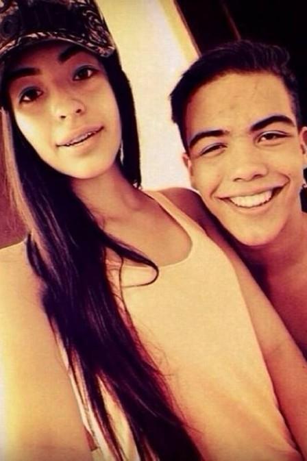 Ronald, filho de Ronaldo, publica foto com namorada e faz declaração apaixonada