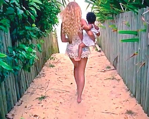 Beyoncé lança videoclipe com imagens na Bahia