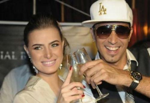 Casamento do cantor Latino vai custar mais de R$ 1 milhão, especula jornal