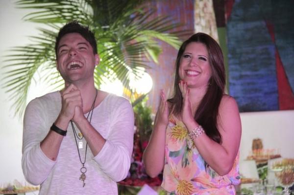 Fãs investem R$ 60 mil em festança para os ex-BBBs Nasser e Andressa