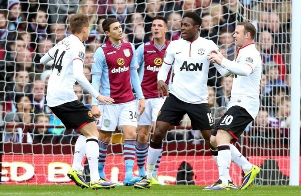 Manchester United vence