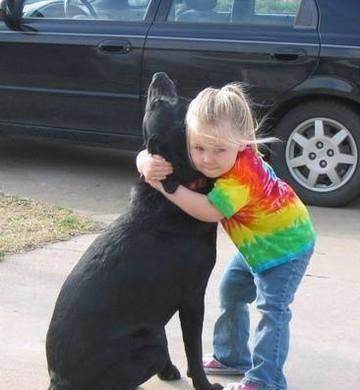 Menina de 4 anos emociona com carta para Deus após morte de sua cadela