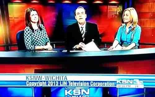 Apresentador nos EUA comete gafe e solta palavrão ao encerrar telejornal