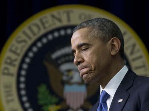 EUA: Popularidade de Barack Obama volta a bater índice recorde negativo