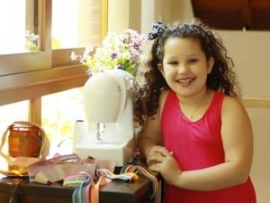 Sonho de conhecer Paris faz menina de oito anos criar loja virtual no RS
