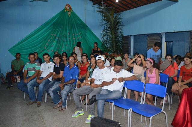 Vera Mendes: Secretaria Municipal de Saúde realizou confraternização.