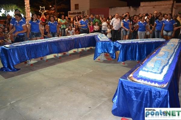 Massapê comemora 18 anos com muita atração e pela primeira vez com o corte do bolo - Imagem 5