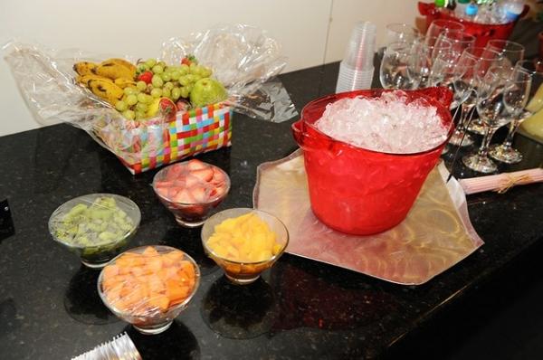 Comida de Xuxa no camarim é feita sem sal e açúcar. Veja cardápio!