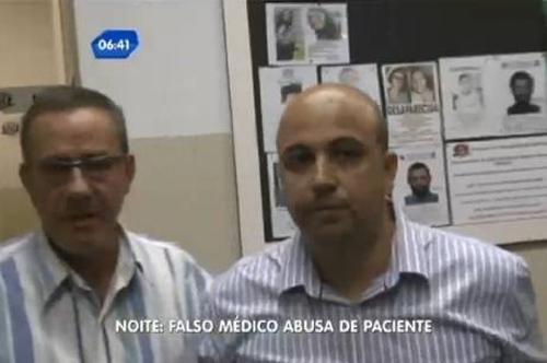 Falso médico suspeito de abusar de paciente dentro de hospital é preso