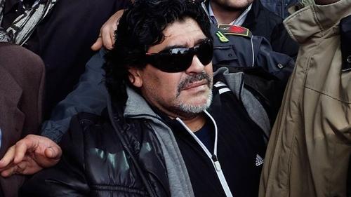 Maradona crê em título da Argentina sobre brasileiros na Copa de 2014