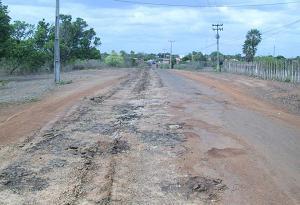 Obra de Recuperação da PI 114 chega a Cabeceiras do Piauí