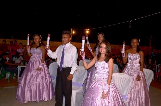 Vera Mendes: Alunos da Unidade Escolar Luís José de Sousa realizaram solenidade de Formatura.