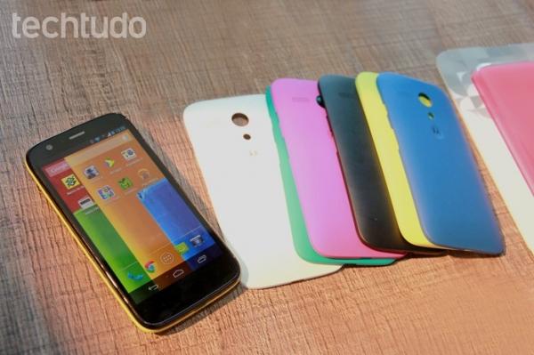 Galaxy S Duos ou Moto G? Veja o comparativo