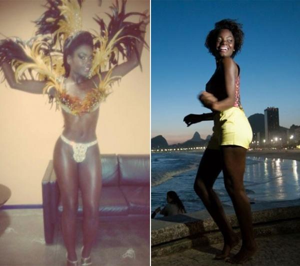 Nayara Justino, a nova Globeleza, tem fotos provocantes na web