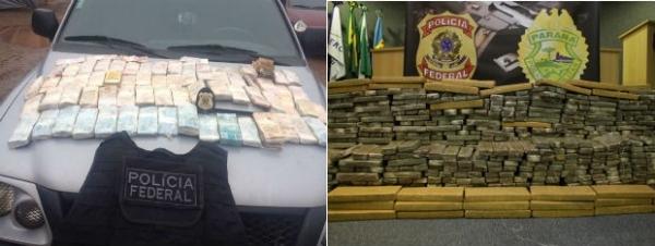 PF faz operação para combater tráfico internacional de drogas