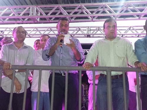 Realizado com sucesso o Festival de Cultura de São João do Arraial do PI