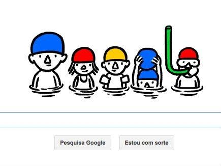 Google Doodle lembra Solstício de Verão no Hemisfério Sul