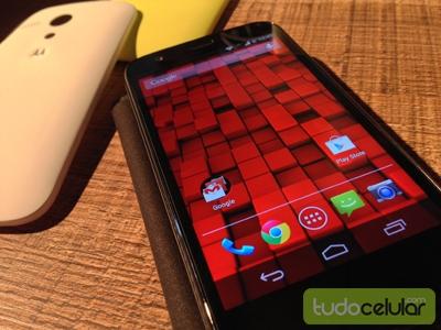 Moto G começa a receber o Android 4.4.2, mas ainda não no Brasil