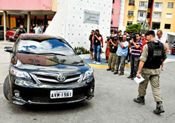 PM identifica ação de quadrilha que roubava carros de luxo em Fortaleza