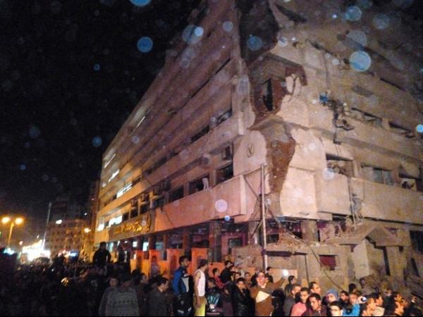 Atentado contra edifício da polícia do Egito mata ao menos 14 pessoas