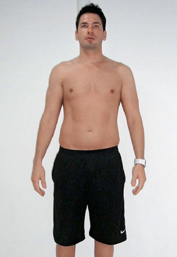 Ex-gordinho paulista é eleito dono do 4º corpo mais perfeito do mundo