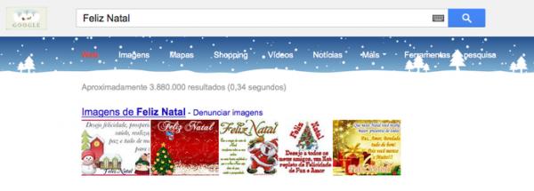 Google esconde ?surpresa? de Natal no buscador; veja como funciona