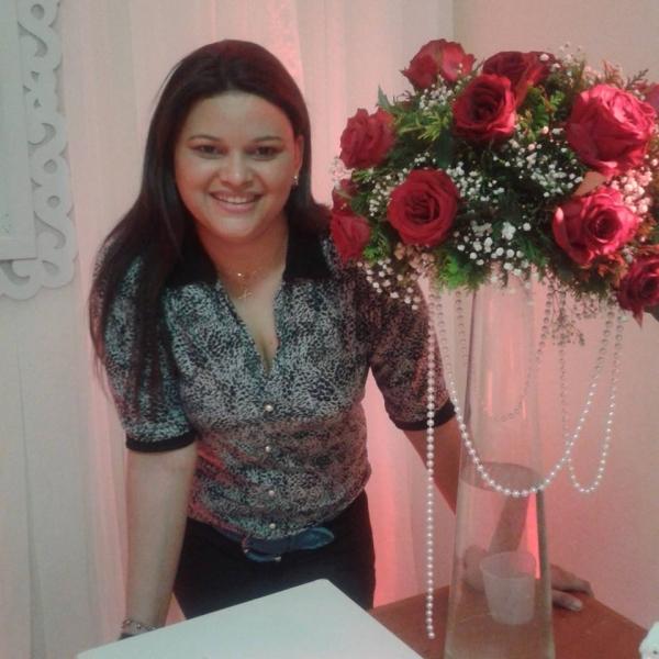 Khariany Valéria é uma das vítimas do acidente em Água Branca