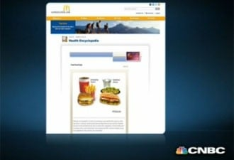 McDonald´s retira do ar site que aconselhava funcionários a evitar a ingestão de fast food