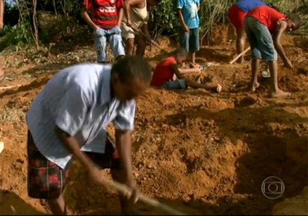 Moradores de Alagoas acham moedas da época do Brasil Colônia