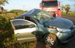 Servidor da FUNASA morre em acidente envolvendo carreta no Piauí