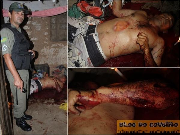 Sobrinho menor de idade mata tio a facadas durante brigas de família em Cocal