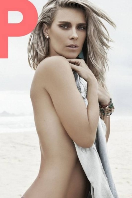 Carolina Dieckmann volta a fazer ensaio sensual após vazamento de fotos