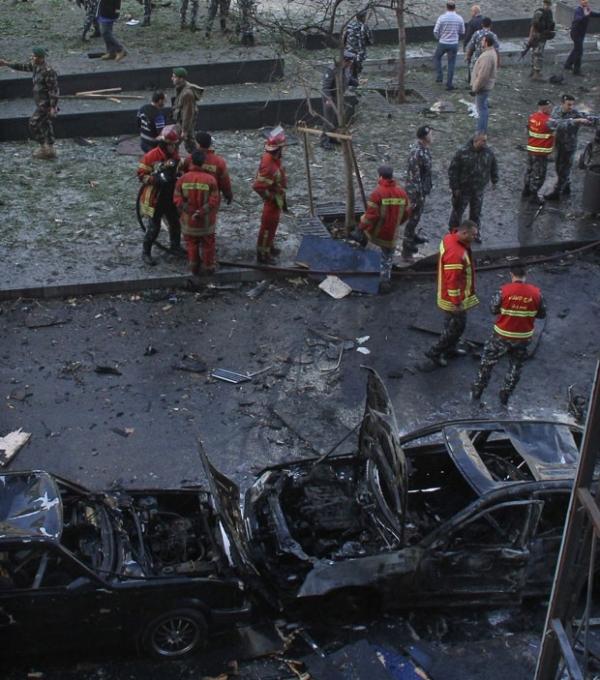 Ex-ministro de Economia libanês morre em explosão em Beirute
