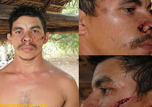Irmão e cunhada do lavrador assassinado a golpes de faca conta versão do crime