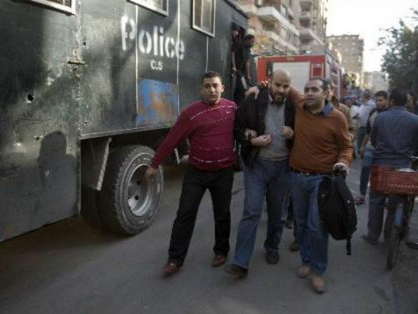 Manifestações da Irmandade Muçulmana deixam 3 mortos