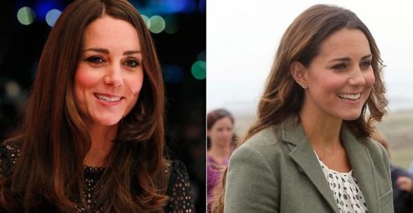 Look mais escuro de Kate Middleton custou quase R$ 2 mil em 6h de salão