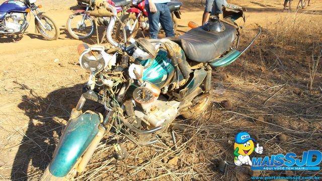 Acidente envolvendo carro e moto deixa vítima fatal em São José do Divino – PI