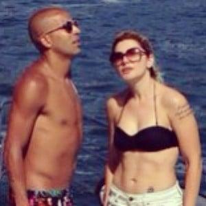 Antonia Fontenelle posta foto com Sheik e diz: