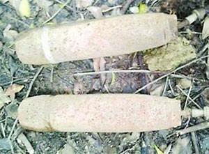 Chinês manteve bombas da II Guerra embaixo da cama por 25 anos