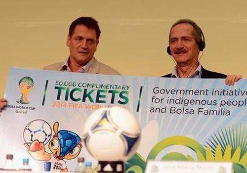 Fifa detecta empresas com venda ilegal de ingressos da Copa de 2014
