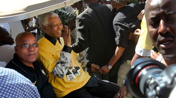 Aos 95 anos, morre líder sul-africano Nelson Mandela dentro de sua casa, em Johannesburgo - Imagem 3