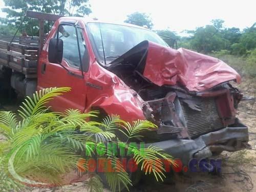 Acidente deixa um morto na MA-34 próximo a Caxias