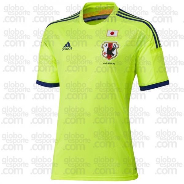 Alemanha terá segunda camisa rubro-negra na Copa do Mundo