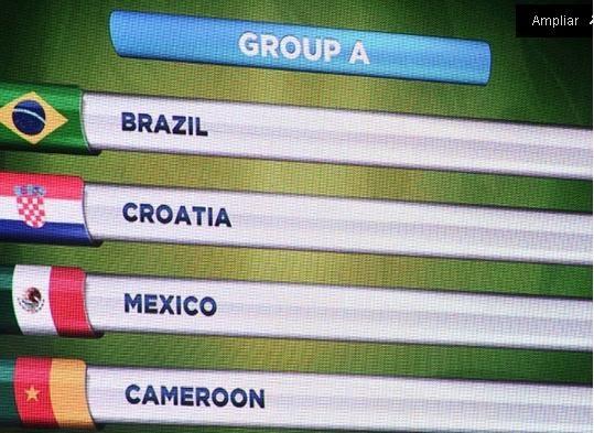 Brasil pode ter série de revanches até eventual decisão na Copa de 2014