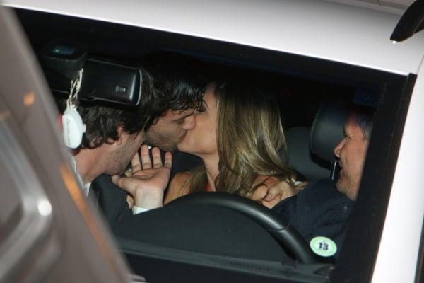 Filha de Silvio Santos se casa em São Paulo