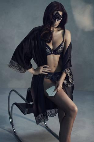 Grife lança coleção de lingerie inspirada em