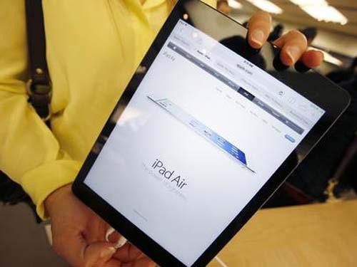 iPad Air começa a ser vendido no Brasil com preços a partir de R$ 1,7 mil