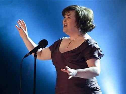 Cantora Susan Boyle  é diagnosticada com espécie de autismo