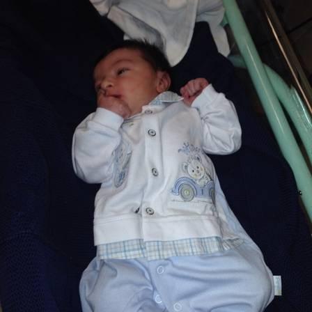 Filho de Luciano Szafir fará circuncisão; avó diz que Sasha está apaixonada pelo irmão