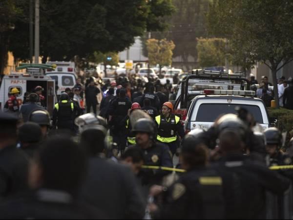 Número de mortos em explosão em edifício no México chega a 25